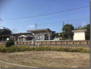 草江駅外観